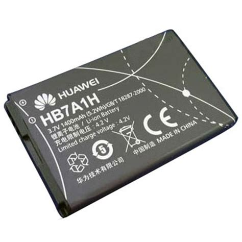 Baterai For Huawei Mobile Wireless Modem 2600 Mah Hb5l1h 02 baterai for huawei huawei c6100 c2822 e583c c2823 c2827