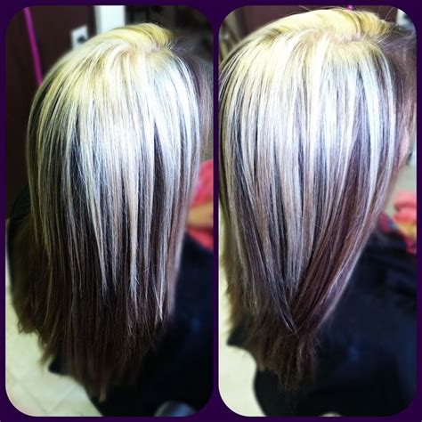 find pictures of hair with hi lights over 60 years of age lowlights on bleached hair hairstylegalleries com
