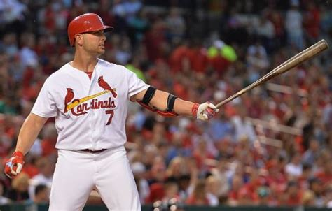 matt holliday injury st louis cardinals injury update matt holliday returns