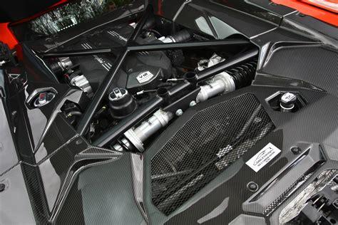 design cover set motor lamborghini aventador lp760 engine bay complete surround