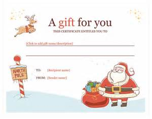 christmas gift voucher template free new calendar