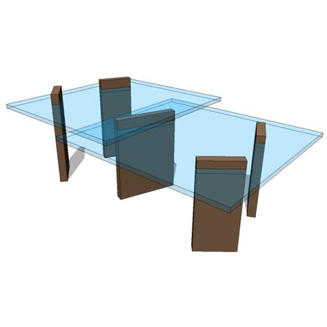 jh2 puck coffee table 10118 2 00 revit families