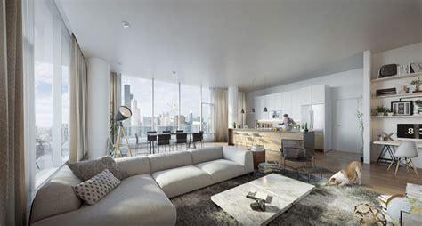 cucina soggiorno moderno come arredare un open space moderno ecco 25 idee di