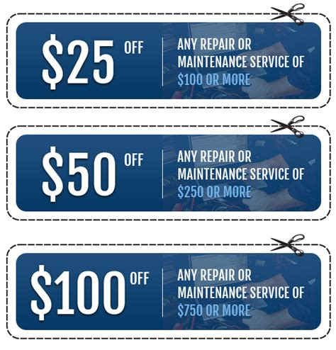 Automotive Repair Coupons   2017   2018 Best Cars Reviews