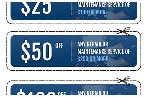 driver's auto repair coupons