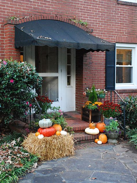 fall decorations holiday decorations the home depot fall decorating ideas a quick front porch makeover the