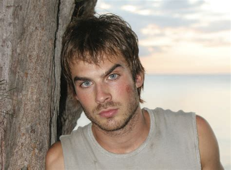is ian sommerhalder lising his hair ian somerhalder went from a 5 to a 10 shitty advice