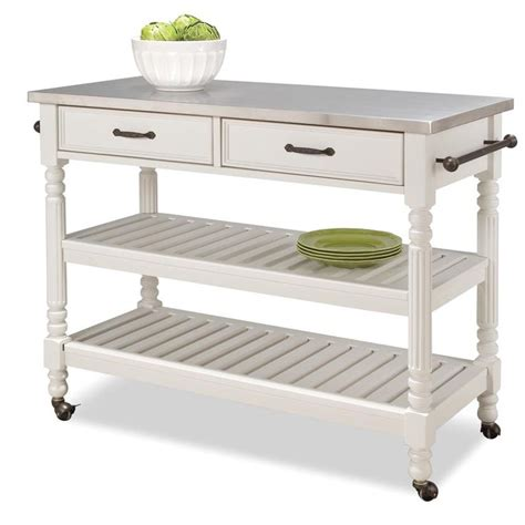 Kitchen Cart On Wheels by 1000 Ideas About White Kitchen Cart On Butcher Block Kitchen Kitchen Carts And