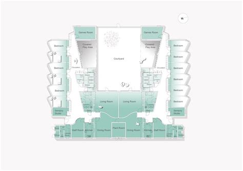 Home Floor Plans Single Level designing for autism spatial considerations archdaily