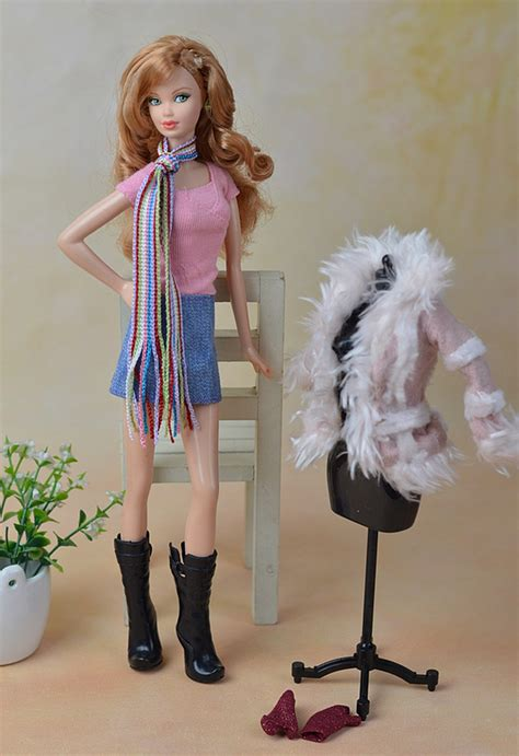 fashion dollz parka aliexpress buy doll accessories set winter autume
