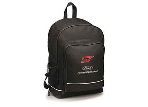 ford st merchandise ford st backpack official ford branded merchandise website