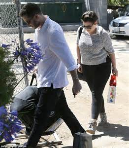 Ginnifer goodwin and husband josh dallas pictured for first time with