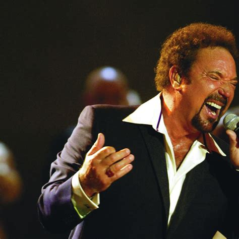tom jones has revealed that he wants to have his dna