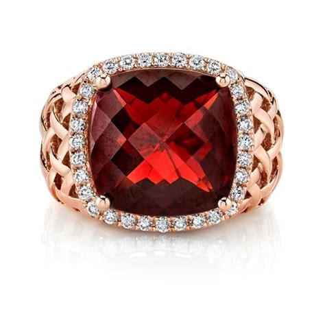 Garnet Pyrope husar s house of diamonds pyrope garnet and ring