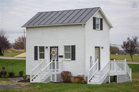 two story tiny house two story tiny cottage in harrisonburg virginia