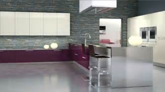 Design For Futuristic Kitchen Ideas Futuristic Interior Design Decosee
