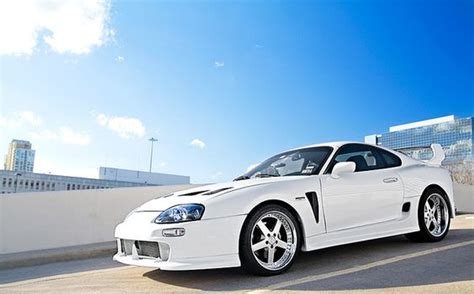Toyota Tuning Companies Trd 3000gt The Trd Which Is Toyota S Tuner Company And