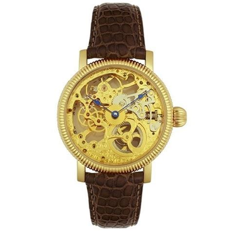 invicta 3380 yellow gold watchallure