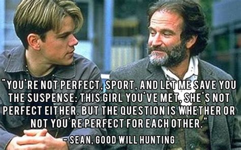 Good Will Hunting Meme - robin williams quotes good will hunting image quotes at