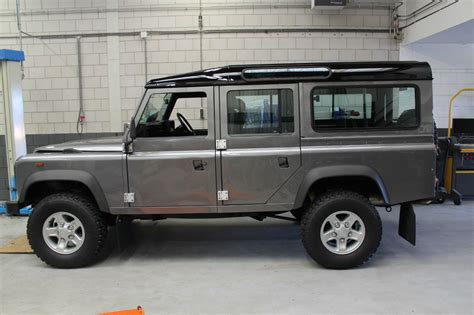 land rover usa 1986 defender 110 v8 rhd stationwagon low miles ideal usa