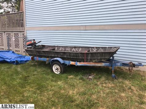 12 foot jon boat motor and trailer armslist for trade 12 foot jon boat with trailer