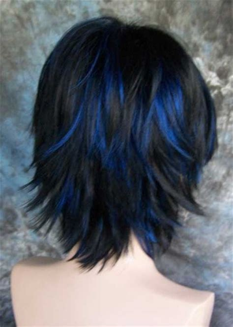 hairstyles color blue hairstyles for black hair blue hairstylegalleries com