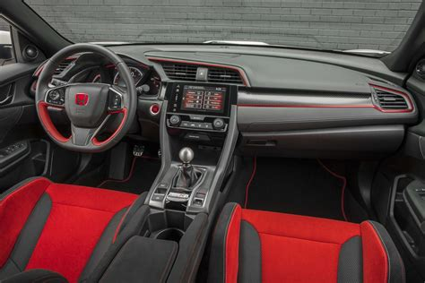 R Interior by 2017 Honda Civic Type R Drive Automobile Magazine