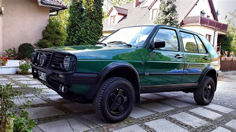 Volkswagen Is From Which Country by Volkswagen Golf Country 1990 Sprzedany Giełda Klasyk 243 W