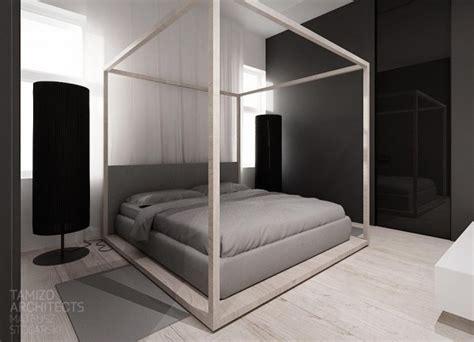 modern 4 poster bed modern four poster bedstead interior design ideas