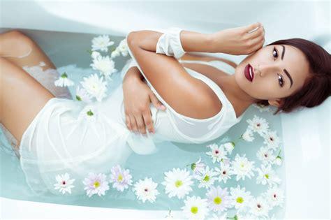 sexy bathtub bathtub photoshoot at my studio ksenia pro photography