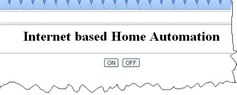 based home automation using php java speaking