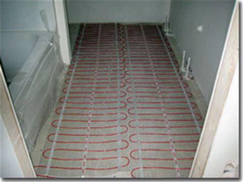 how to heat bathroom floor in floor heating bathroom bathroom floors