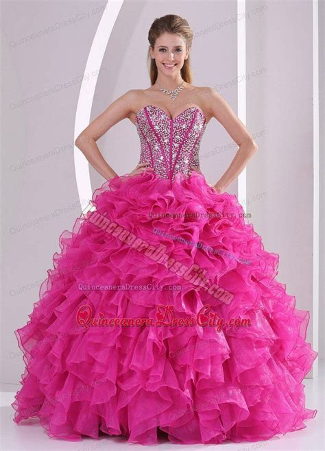 Quinceanera Dresses 2015 Pink
