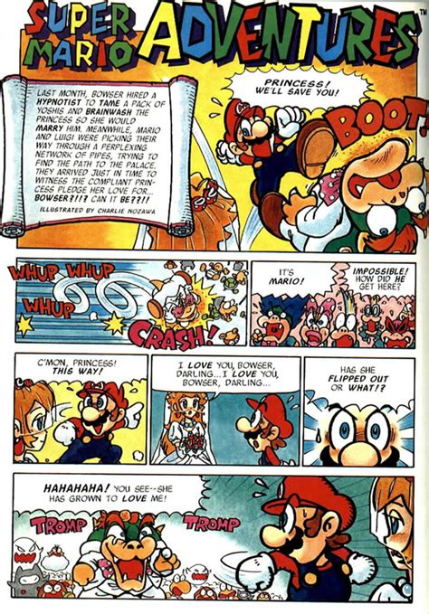 mario adventures mario adventures will return as a graphic novel this
