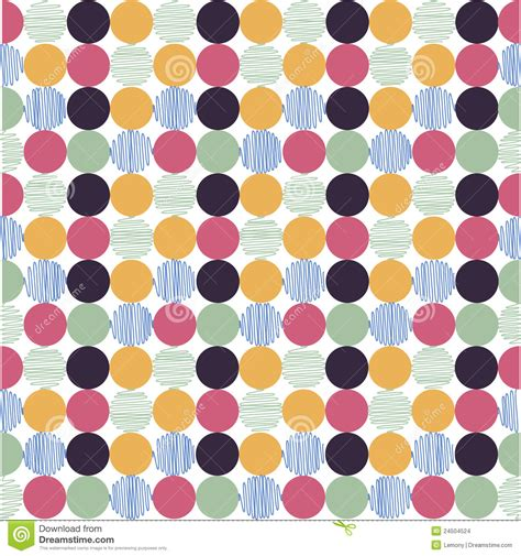 dot pattern material seamless pattern polka dot fabric stock vector image