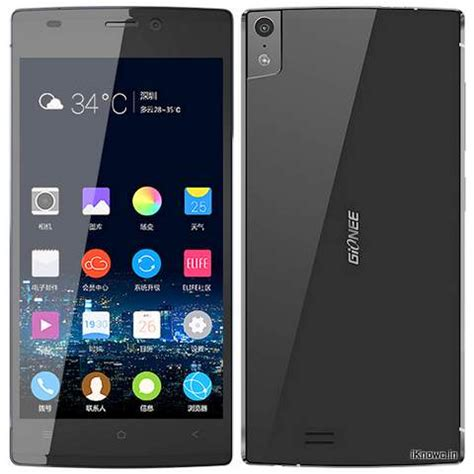 gionee elife s5.5 review, specs & price