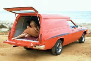 Hj Chevrolet Holden Sandman Panel Hj 1974 76