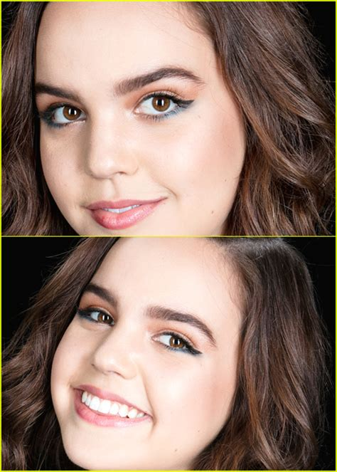 bailee madison makeup get lost in bailee madison s eyes seriously her eye