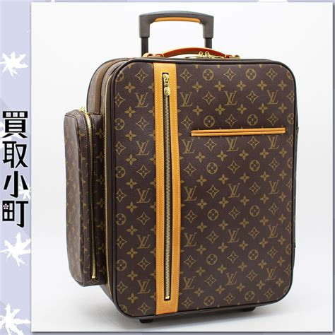 Trolley Bag Lv D6728dew kaitorikomachi rakuten global market louis vuitton m23259 trolley 50 bonfire monogram carry
