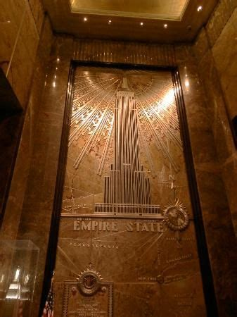 Empire State Building Interior by Empire State Building Interior 3 Places I Been