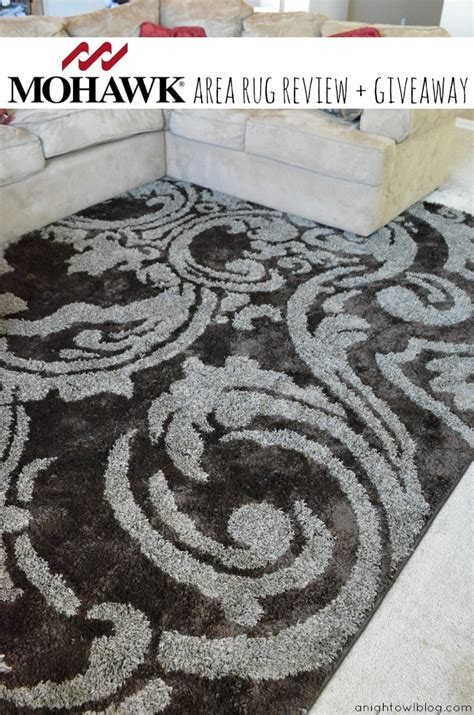 mohawk rugs reviews mohawk home area rug review giveaway a owl