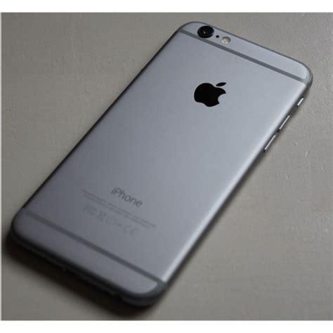 apple iphone 6 version 64 go noir occasion reconditionn 233 224 neuf pas cher