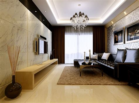 modern home interior design 2014 现代奢华的室内客厅装修效果图大全2014图片 土巴兔装修效果图