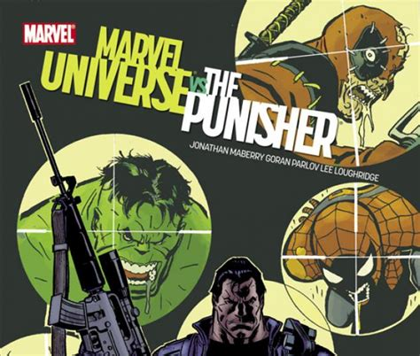 libro punisher vs the marvel marvel universe vs the punisher 2010 1 the punisher comics marvel com