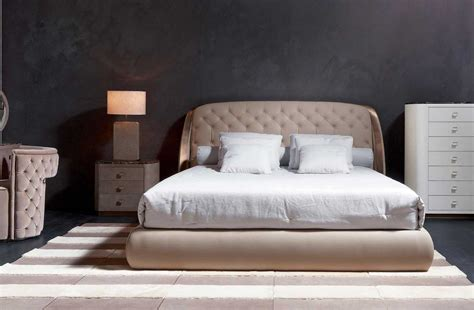 upholstered beds rugiano italy wood furniture biz