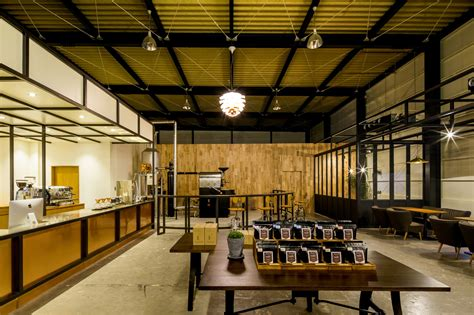 industrial coffee shop 156 sqm coffee shop cafe design idea from warehouse conversion home improvement inspiration