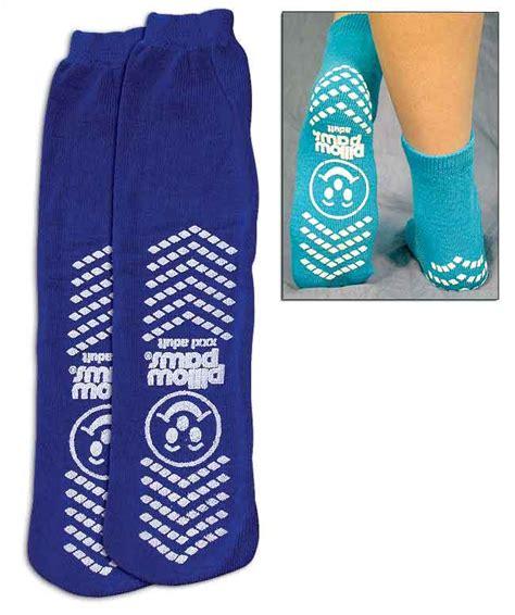 Pillow Paws Non Slip Socks by Terries Slip Resistant Socks Colonialmedical