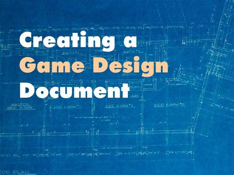 game design document zelda how and why to write a great game design document