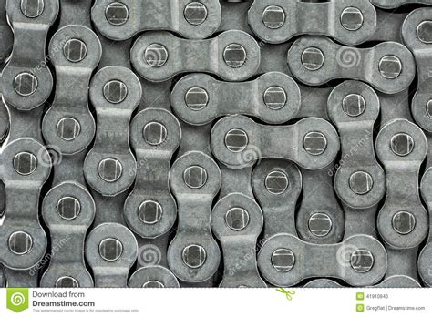Fahrrad Lackieren Muster by A Bicycle Chain Pattern Stock Photo Image 41910840