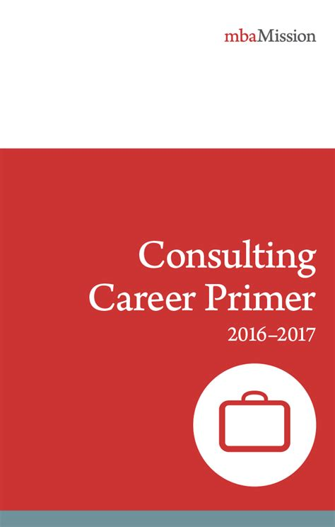Best Mba For Consulting Career by Mba Application Consulting Resources